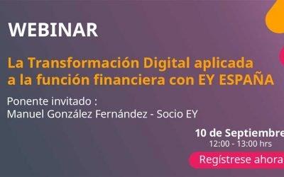 Yooz aborda la transformación digital en la función financiera