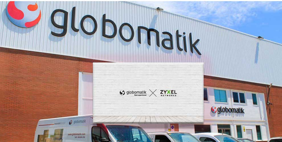 Globomatik firma acuerdo de distribución con Zyxel