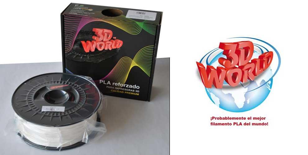 StudyPLAN fabrica su propio filamento PLA Premium y PLA Reforzado para impresoras 3D