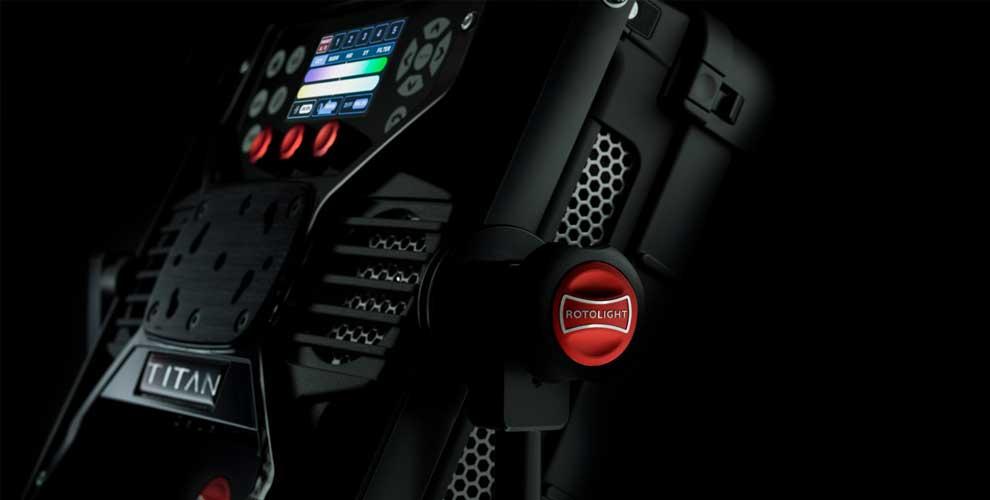 Robisa presenta el Rotolight Titan X1