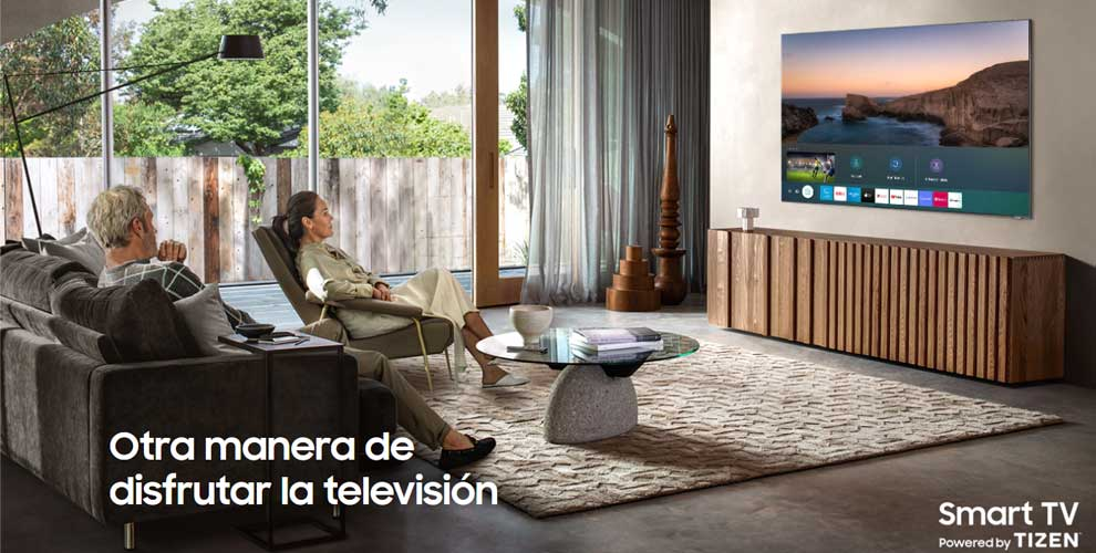 Samsung y Movistar anuncian la integración de los contenidos