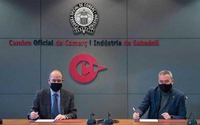 Renovación de acuerdo de Cambra de Comerç de Sabadell y Ekon
