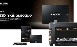 Samsung presenta 870 EVO