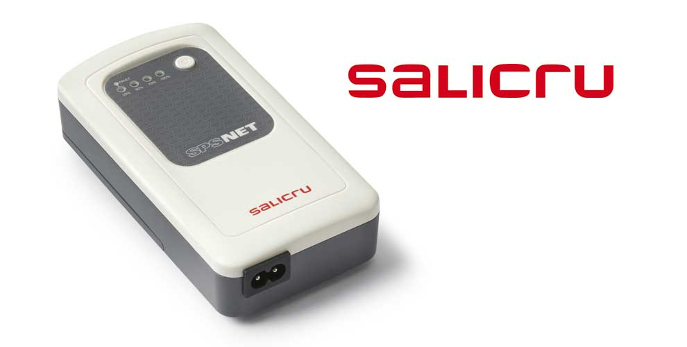 Salicru SAI para proteger dispositivos de red