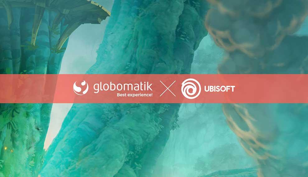 Globomatik firma un acuerdo de distribución con Ubisoft