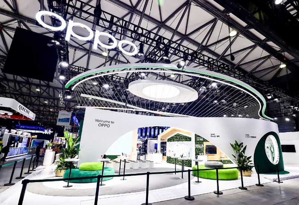 El futuro de la carga rápida, de la mano de OPPO en el MWC de Shanghái