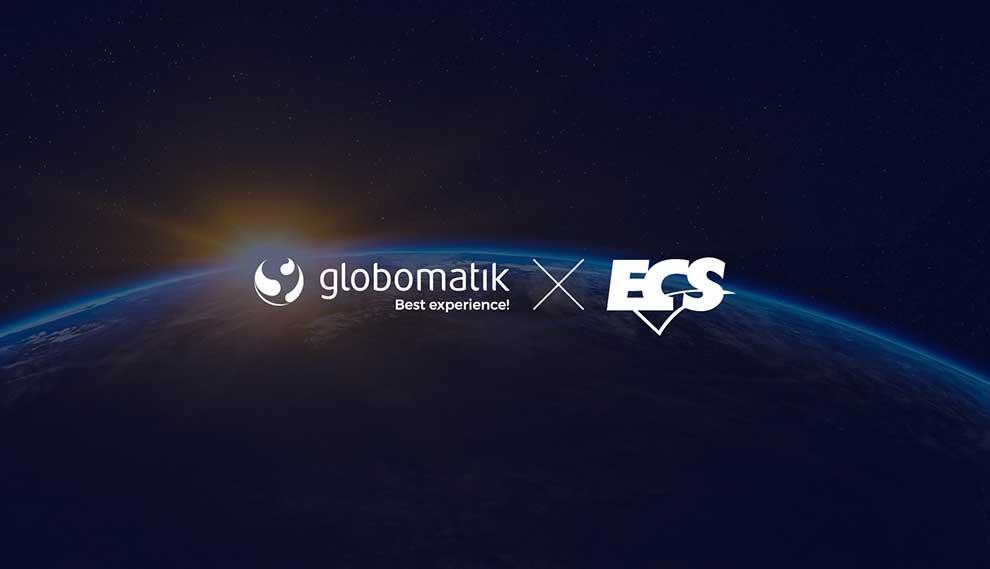 Globomatik firma un acuerdo de distribución con ECS