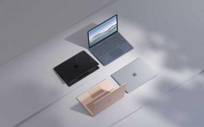 Microsoft da la bienvenida a Surface Laptop 4 y nuevos accesorios