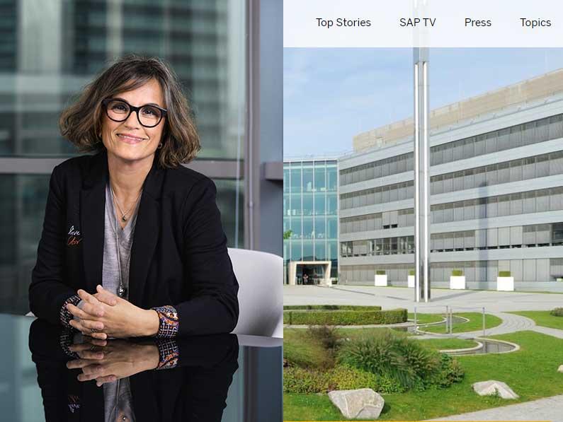 """Anna Oró, directora de Operaciones de SAP España, en el """"TOP 100"""" de mujeres líderes"""