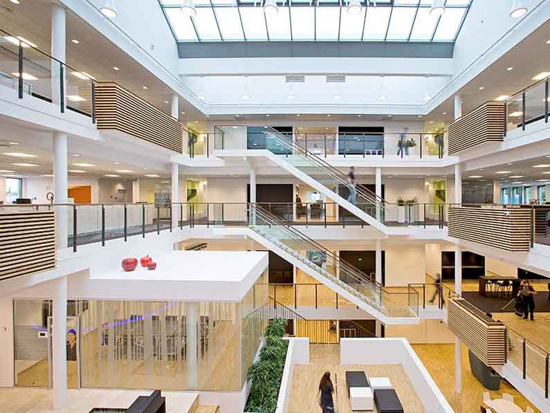 ¿Cuáles son las tendencias que están revolucionando los espacios de trabajo?