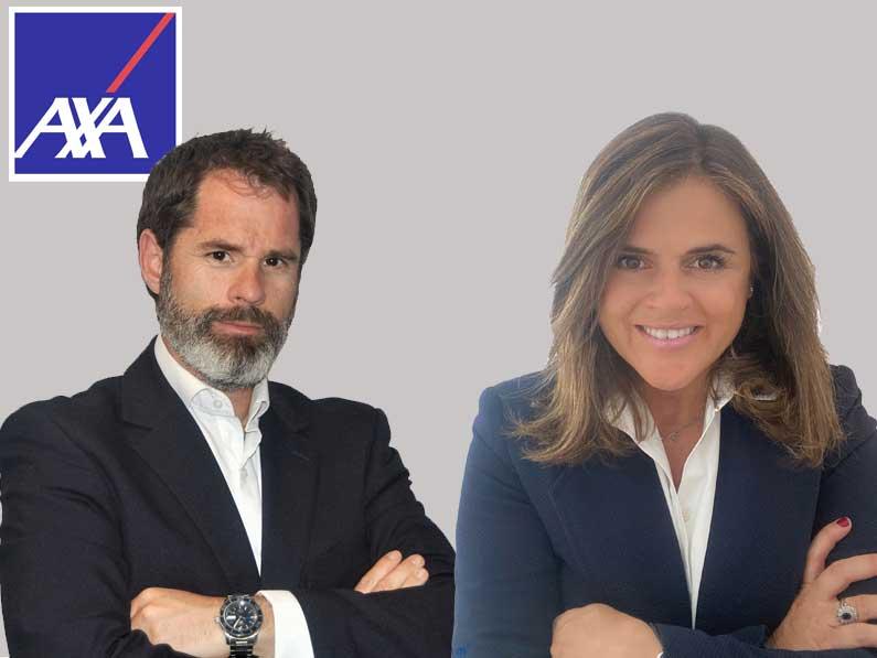 Nombramientos en el equipo comercial  de AXA Partners