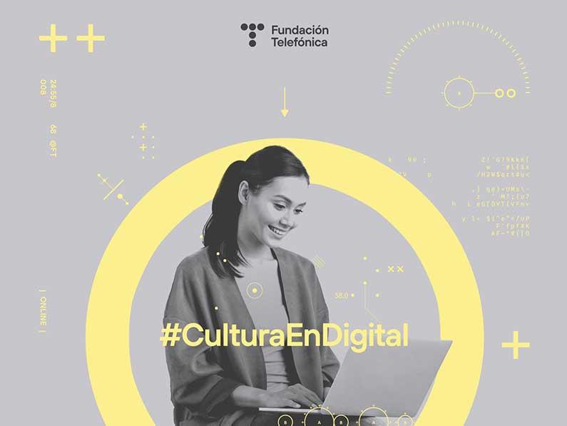 Fundación Telefónica presenta el I foro #culturaendigital