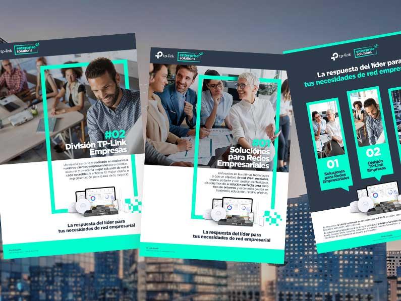 La gran apuesta de TP-Link por las empresas: TP-Link Enterprise Solutions
