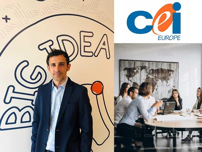 CEI Europe incorpora a Roger Pratdesaba Prat como Chief Operation Officer