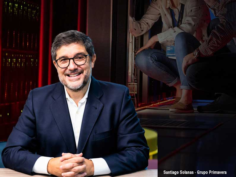 Oakley Capital crea Grupo Primavera para liderar el software empresarial para PYMES