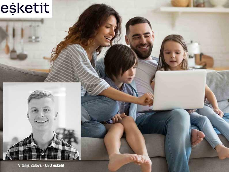 El proveedor de créditos para el consumo Creamfinance lanza esketit