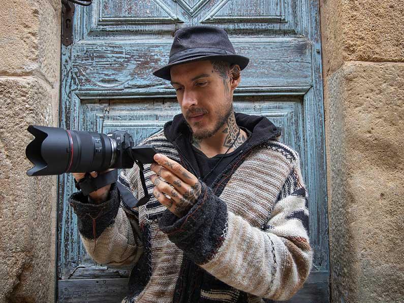 Canon lanza Content Creator Hub