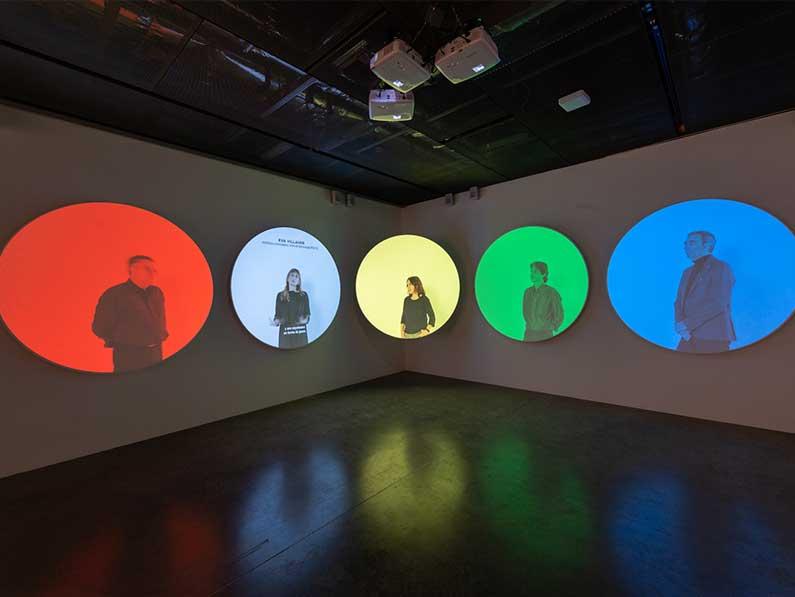 Espacio Fundación Telefónica presenta Color
