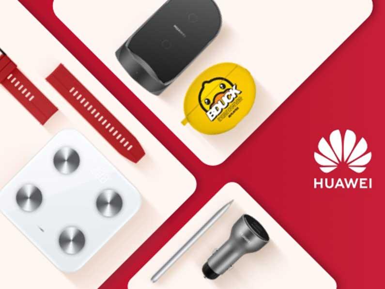 Llega a Huawei Store la Accesories Week con descuentos de hasta el 50%