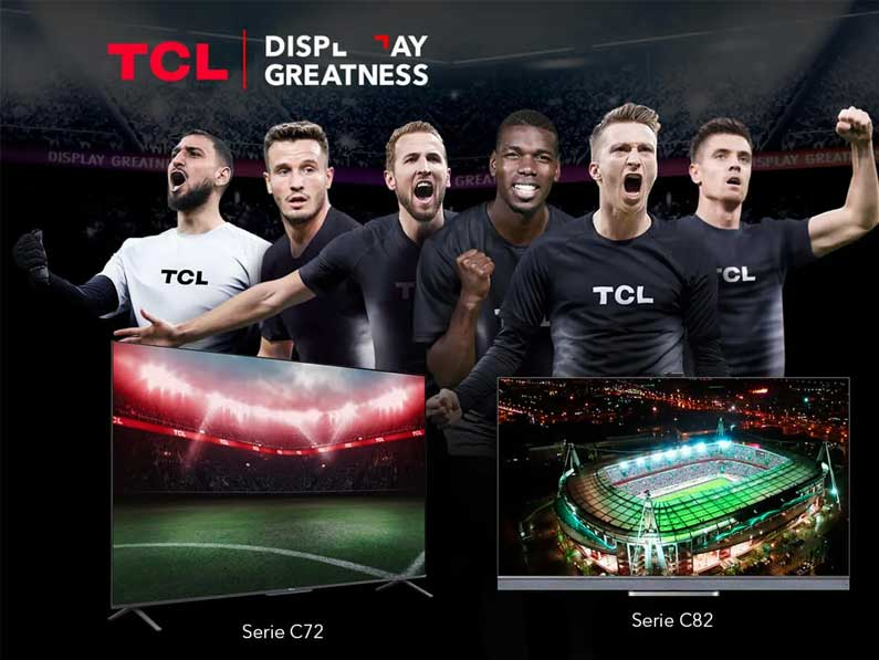 Los mejores televisores TCL de este 2021 para gamers