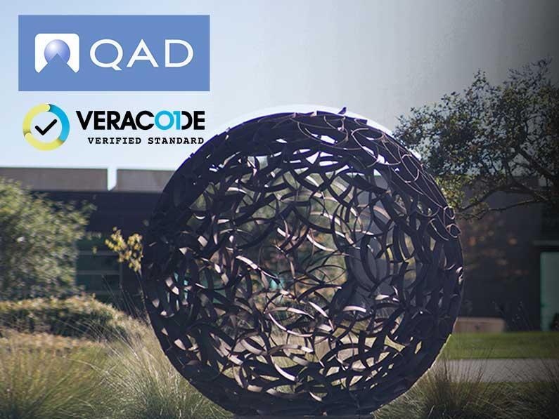 QAD Adaptive ERP alcanza el estatus de estándar verificado por Veracode