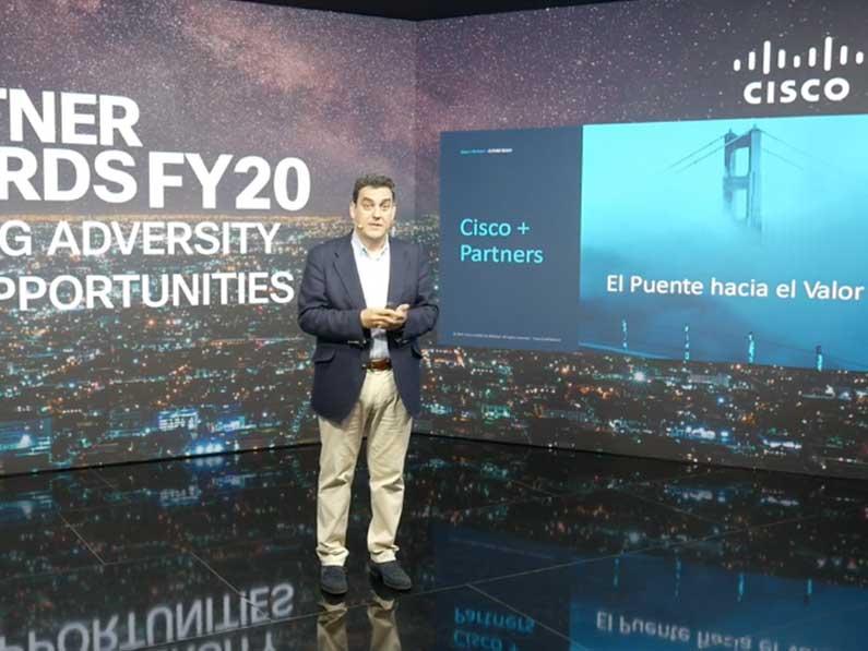 Cisco España entrega los premios Partner Awards FY20