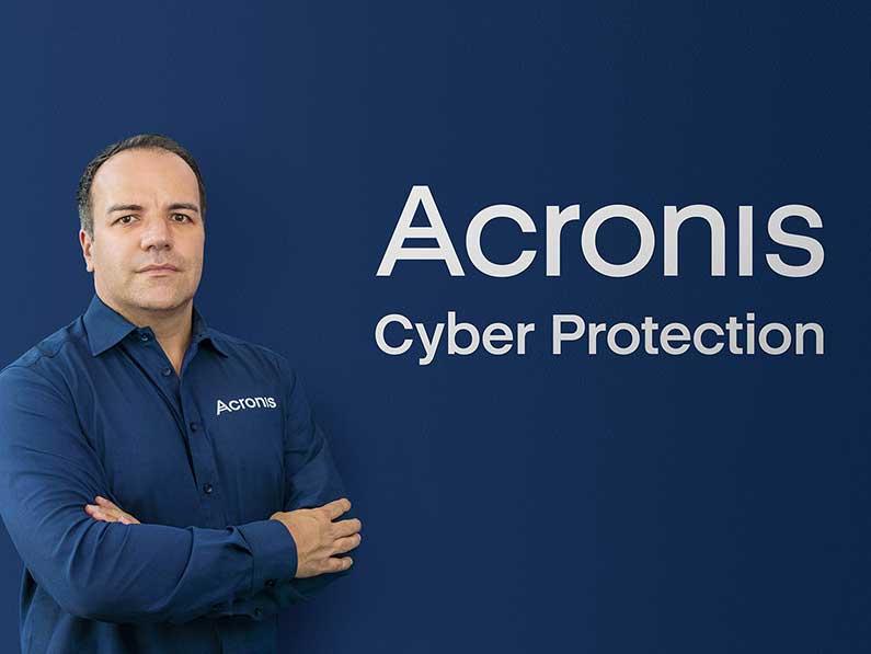 Acronis nombra nuevo CEO a Patrick Pulvermueller