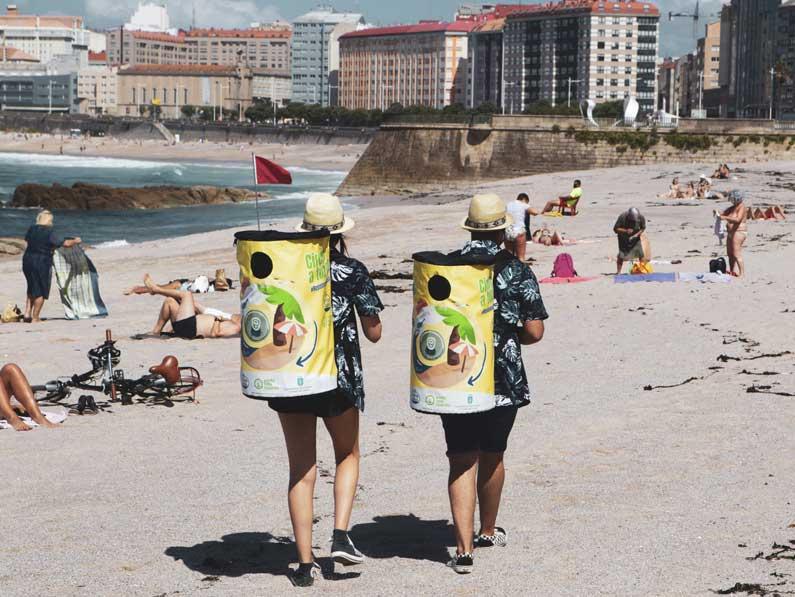 El 40% de españoles recicla sus latas de bebidas fuera de casa, según Every Can Counts