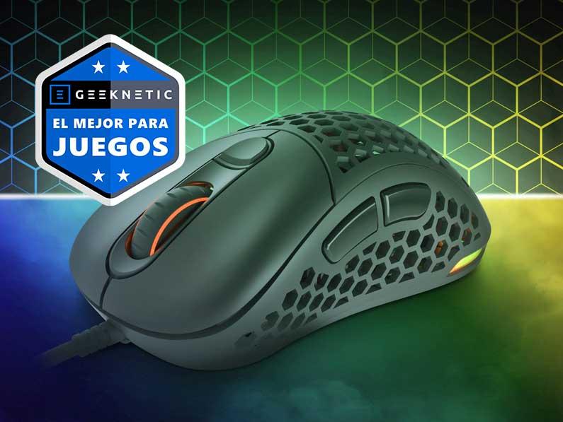 El ratón gaming Genesis Xenon 800 recibe el sello «Mejor en Juegos»