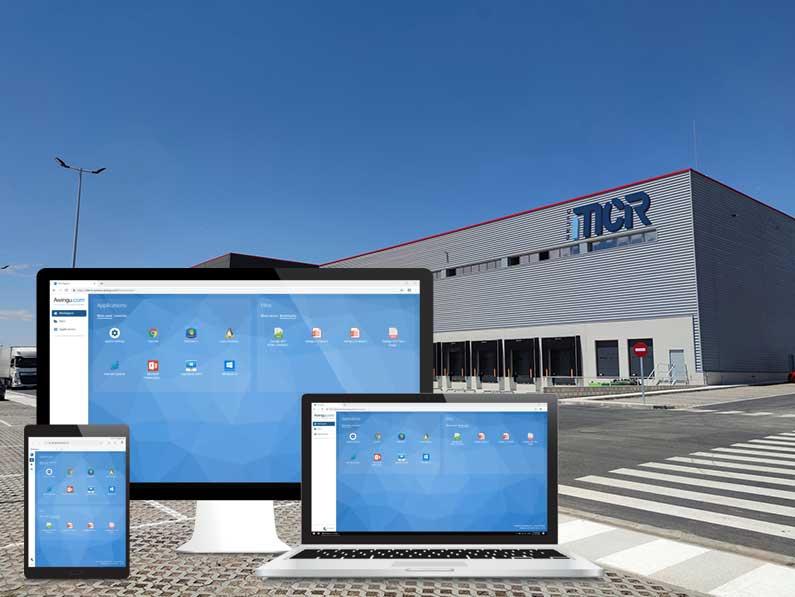 MCR amplía su oferta para entornos Enterprise con Awingu