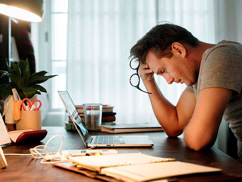 El estrés social cambia nuestro patrón de consumo