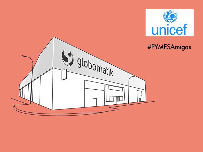 Globomatik renueva por tercer año su compromiso como PYME AMIGA de UNICEF