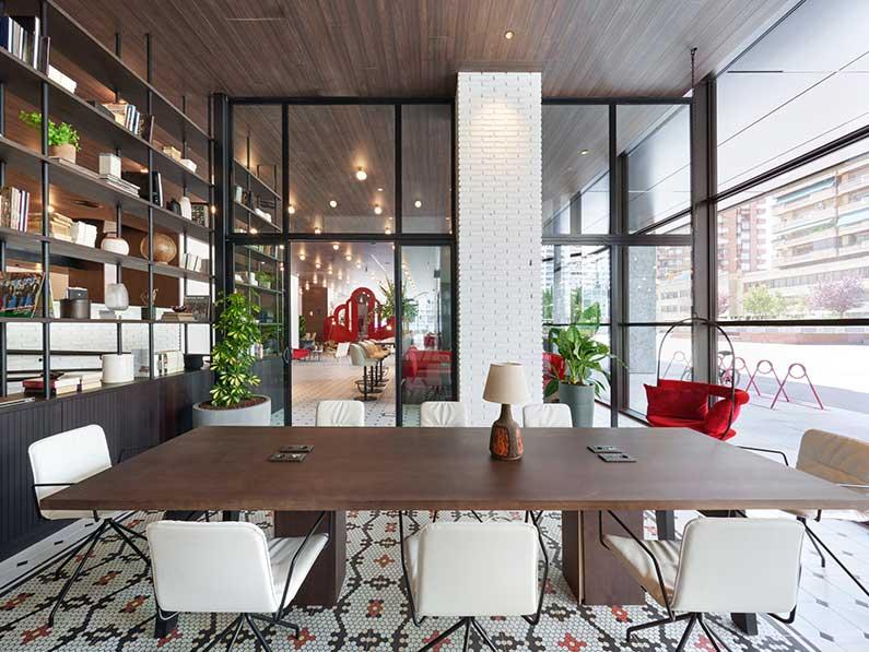 El primer Canopy by Hilton abre en España con un elegante hotel boutique