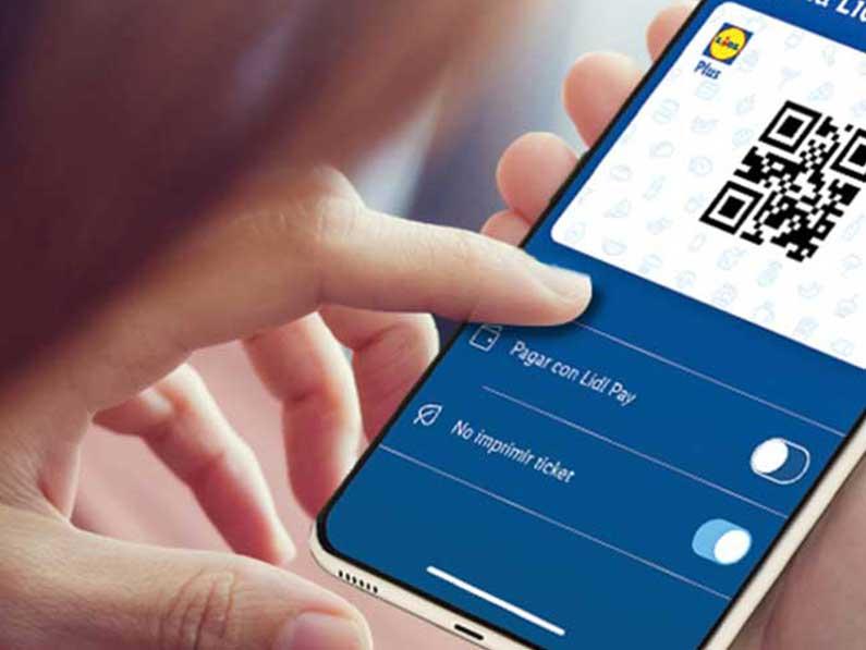 Lidl permitirá prescindir del ticket de compra físico para ahorrar 39.000 kilos de papel al año