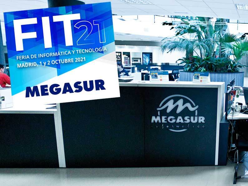 Informática Megasur organiza FIT21 para los profesionales del sector