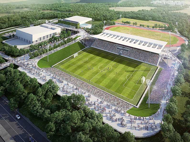 Gestión del complejo deportivo más grande de Mauricio basada en tecnología portuguesa