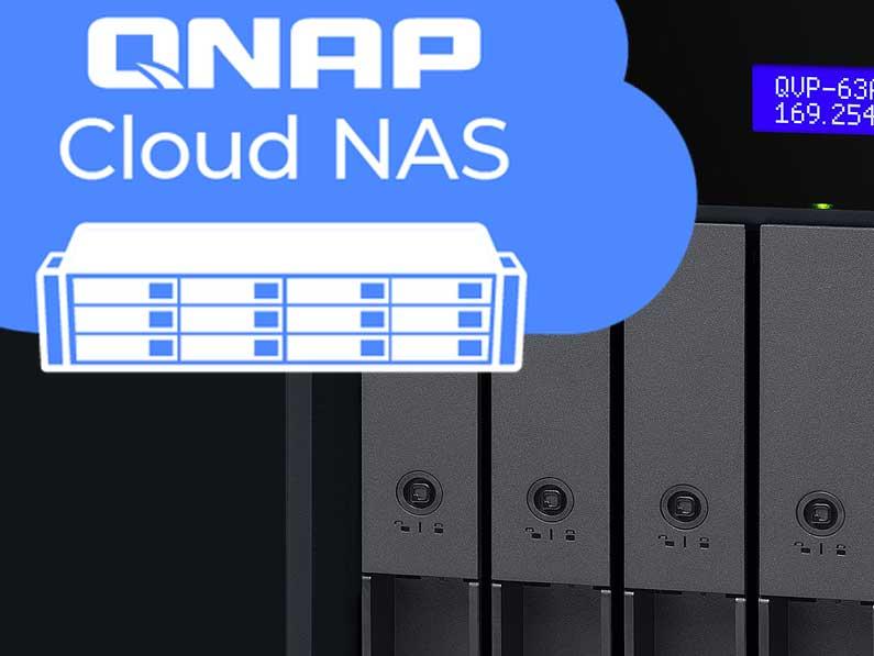MCR añade a su portfolio Enterprise la oferta de soluciones cloud de QNAP